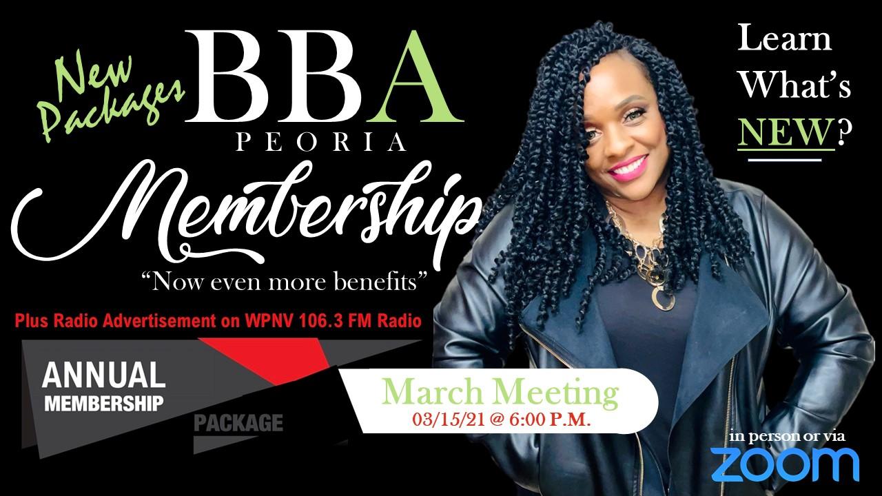 BBA Meeting